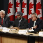 Canada's plan to resettle 2500 -Syrian refugees